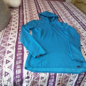Patagonia Capilene Thermal Weight Zip Neck Hoody